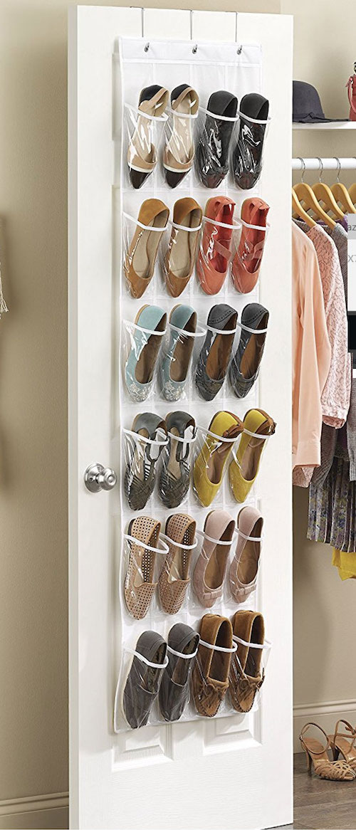 28 astuces g niales pour ranger ses chaussures quand on n for Rack room kids shoes