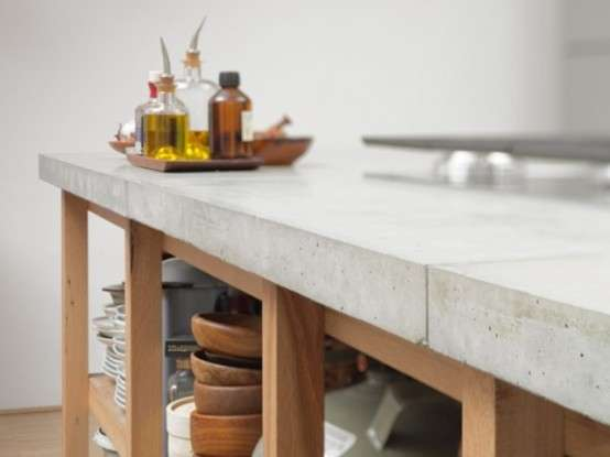36 id es de plan de travail minimaliste que vous aimeriez bien voir dans votre cuisine. Black Bedroom Furniture Sets. Home Design Ideas