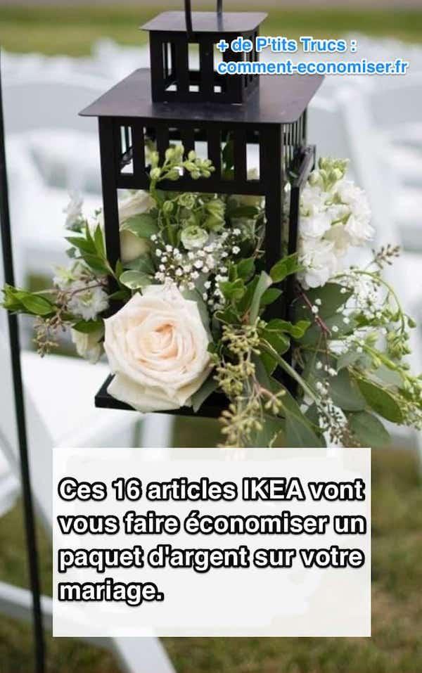 16 Articles Ikea Qui Vont Vous Faire Economiser Sur Le Budget Mariage