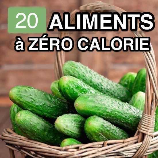Quels sont les aliments faibles en calories qui peuvent vous aider à perdre du poids ?