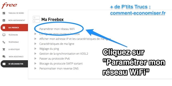 comment retrouver ma cle wifi free