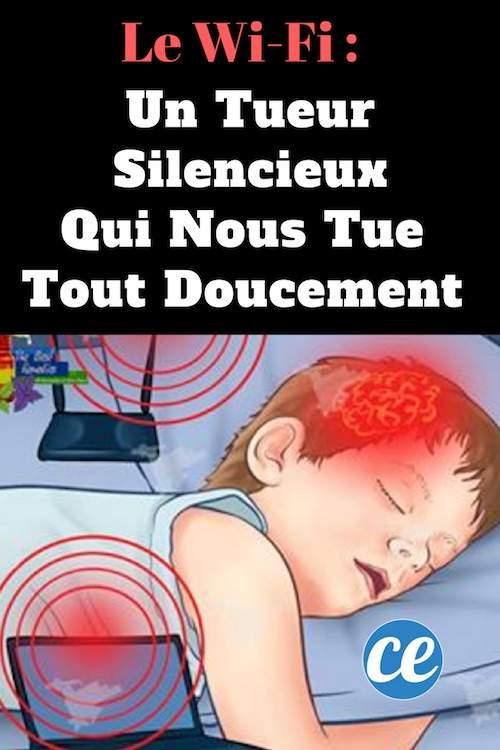 les dangers du wi-fi sur la santé des adultes et des bébés