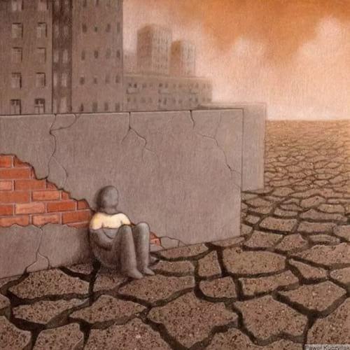Les sans-abris deviennent invisibles