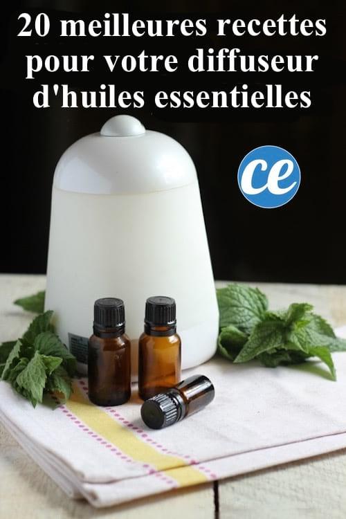20 recettes pour diffuseur d 39 huiles essentielles que vous. Black Bedroom Furniture Sets. Home Design Ideas