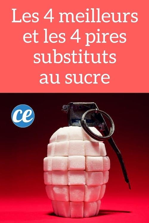 le guide des meilleurs et des pires substituts au sucre pour la santé
