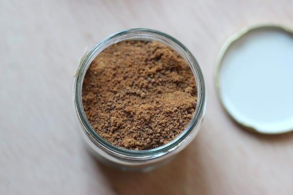 le sucre de noix de coco est une alternative saine au sucre