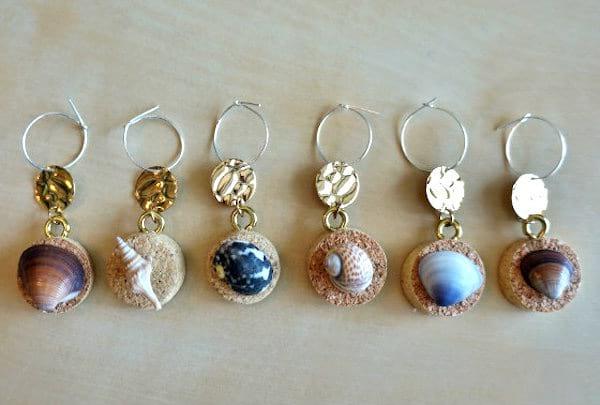 Craft Cork Earrings