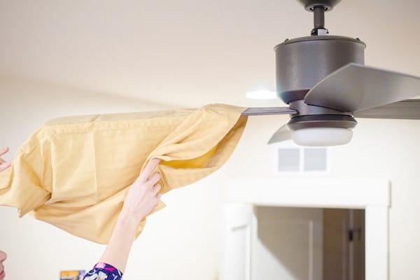 Les 20 meilleures astuces pour tout nettoyer la maison facilement - Comment eliminer la poussiere dans une maison ...