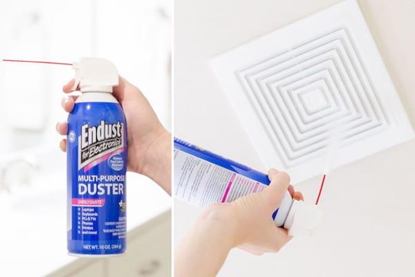 Les 20 meilleures astuces pour tout nettoyer la maison - Poussiere dans la maison ...