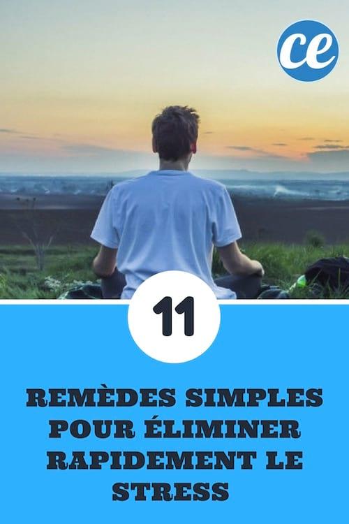 11 rem des simples pour liminer le stress en seulement quelques minutes. Black Bedroom Furniture Sets. Home Design Ideas