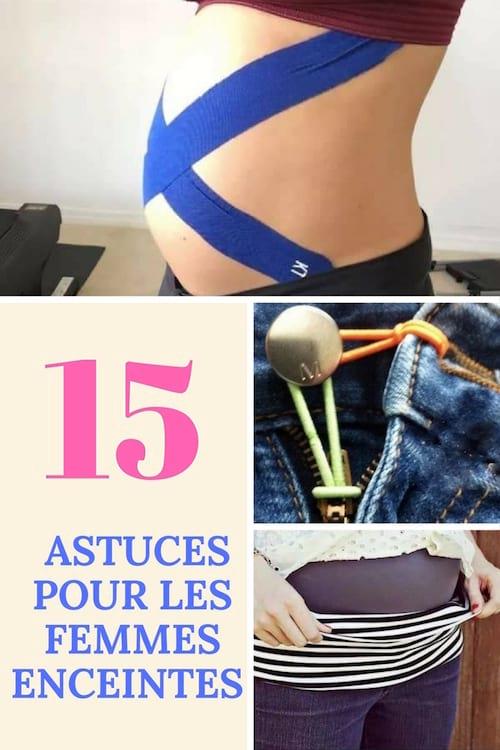 15 trucs qui vont faciliter les vie des femmes enceintes