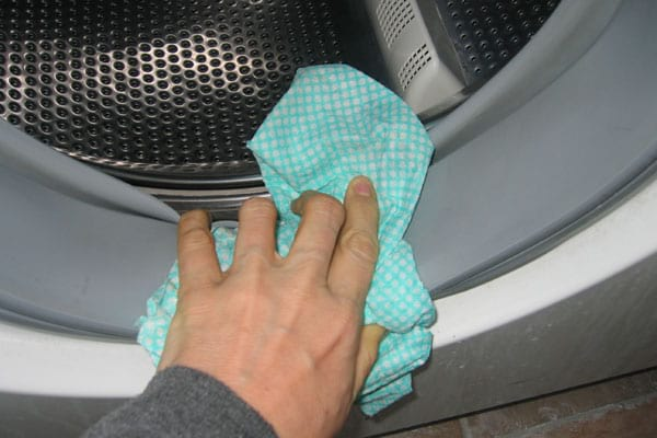 nettoyer joint machine à laver