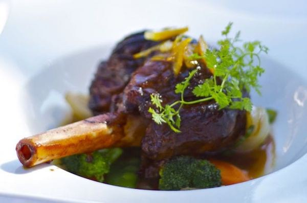Idée ouvrir restaurant éphémère avec voulezvousdiner Souris d'agneau délicieuse