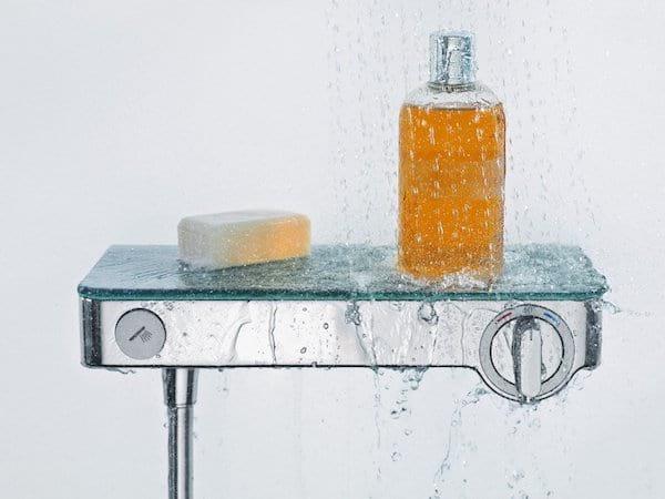 un mitigeur thermostatique pour conomiser de l 39 eau. Black Bedroom Furniture Sets. Home Design Ideas