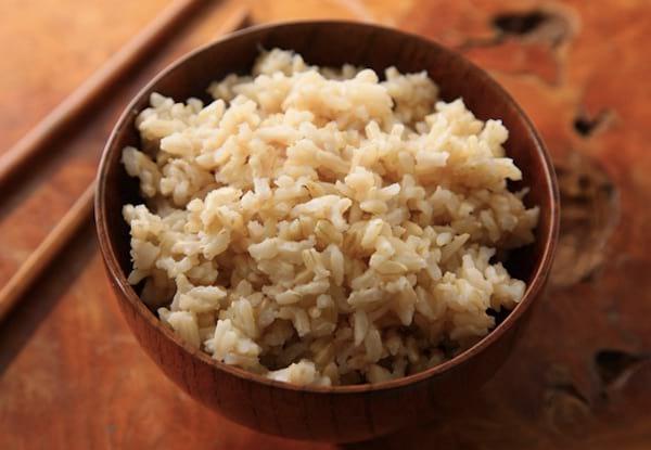 le riz brun est bon pour les chiens