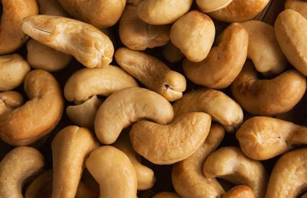 les chiens peuvent manger les noix de cajou cuites avec modération