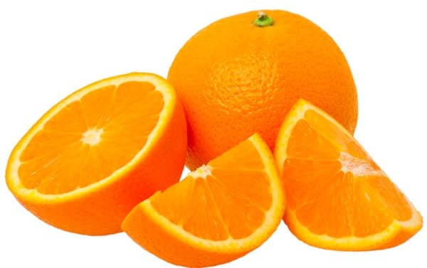 les chiens peuvent manger des oranges avec modération