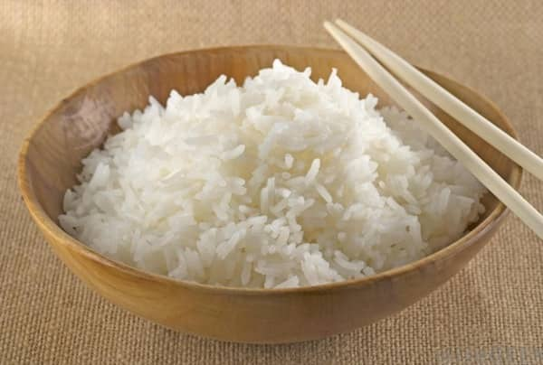 les chiens peuvent manger le riz blanc