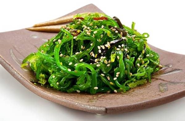 les chiens peuvent manger des algues fraîches