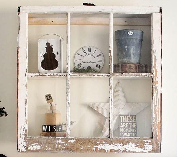 astuces pour recycler de vieilles fenêtres