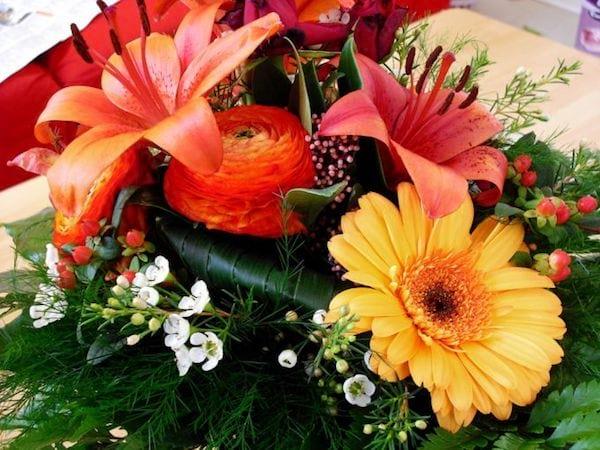 Des bouquets de fleurs pas chers for Bouquet de fleurs pas cher livraison gratuite