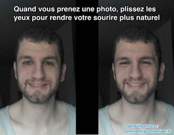 Comment être belle ou beau sur une photo