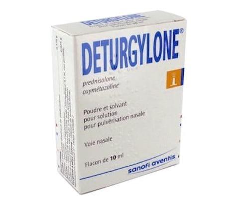 Déturgylone est un médicament à éviter pour les enfants