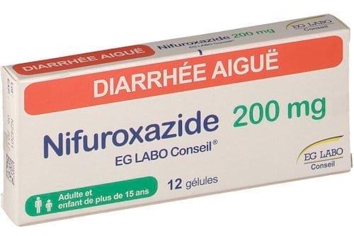 Nifuroxazide est un médicament dangereux pour la santé des enfants