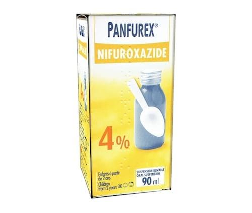 Panfurex est un médicament dangereux pour la santé des enfants