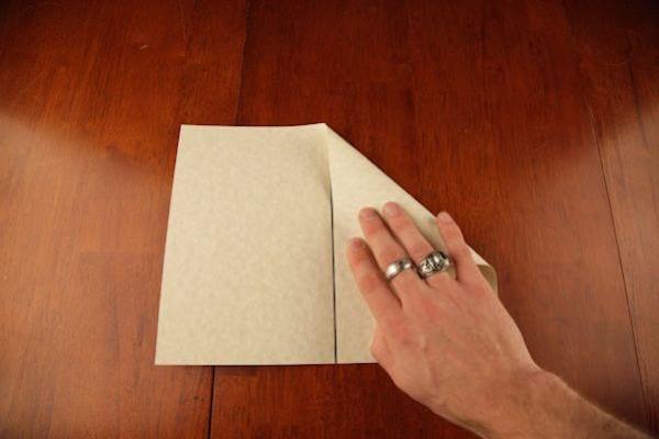 Une nouvelle m thode pour ne plus jamais acheter d 39 enveloppe - Faire une enveloppe avec une feuille ...
