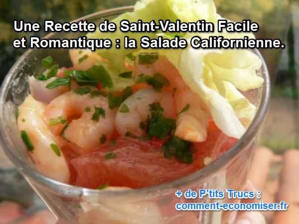 Une recette de saint valentin facile et romantique la for Entree facile et pas chere