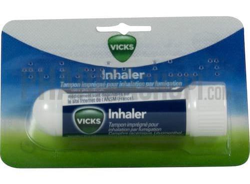 Vicks Inhaler est un médicament dangereux pour la santé des enfants