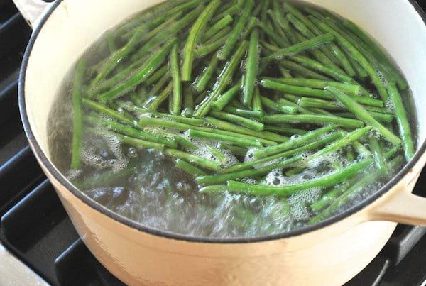 Réutilisez l'eau de cuisson des haricots en boisson