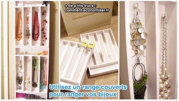 certainement le rangement le plus pratique pour vos bijoux. Black Bedroom Furniture Sets. Home Design Ideas