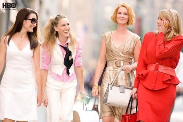 sex and the city en vost