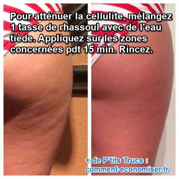cellulite remede miracle