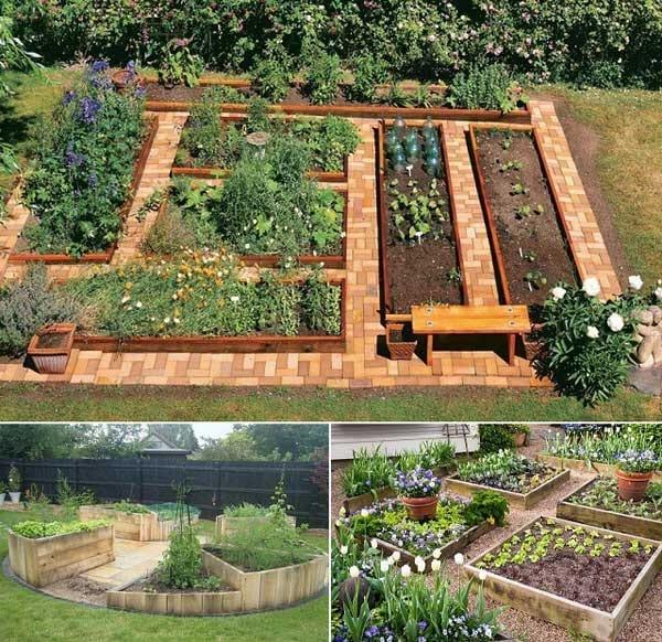 Potager Garden Design Ideas: 23 Astuces De Maraîcher Pour Réussir Son Premier Potager