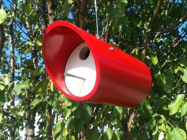 fabriquer un nichoir pour oiseaux avec un tuyau en pvc facilement