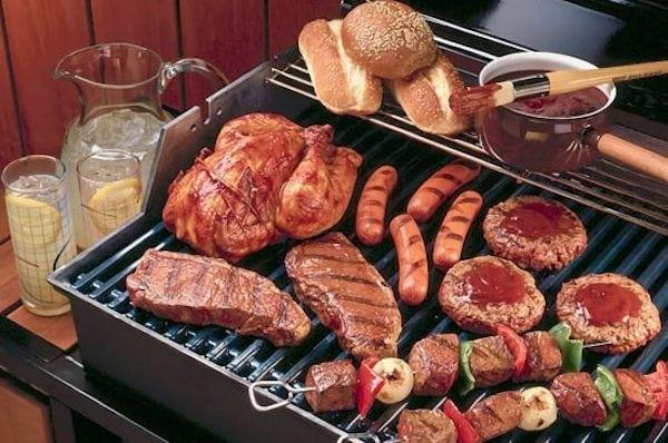 Barbecue à louer entre particuliers