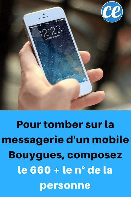Forfaits mobiles : tout savoir sur le répondeur mobile Bouygues