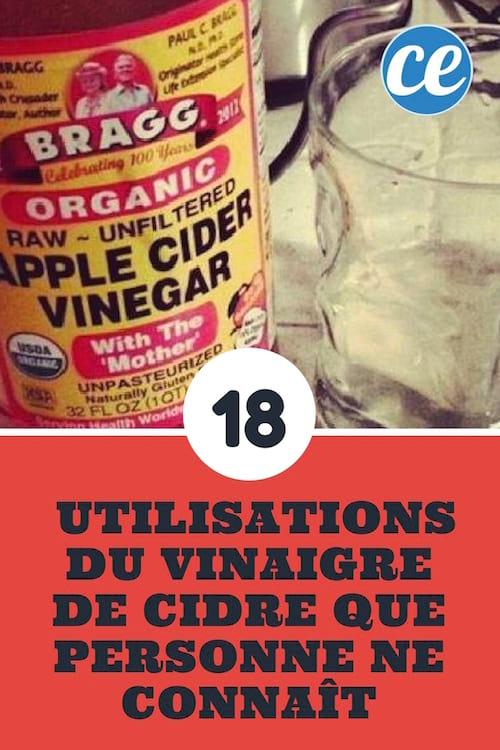 18 utilisations du vinaigre de cidre que personne ne conna t - Comment faire du vinaigre de cidre ...