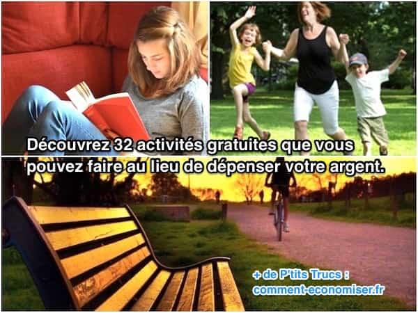 activités gratuites pour loisirs en famille près de chez vous