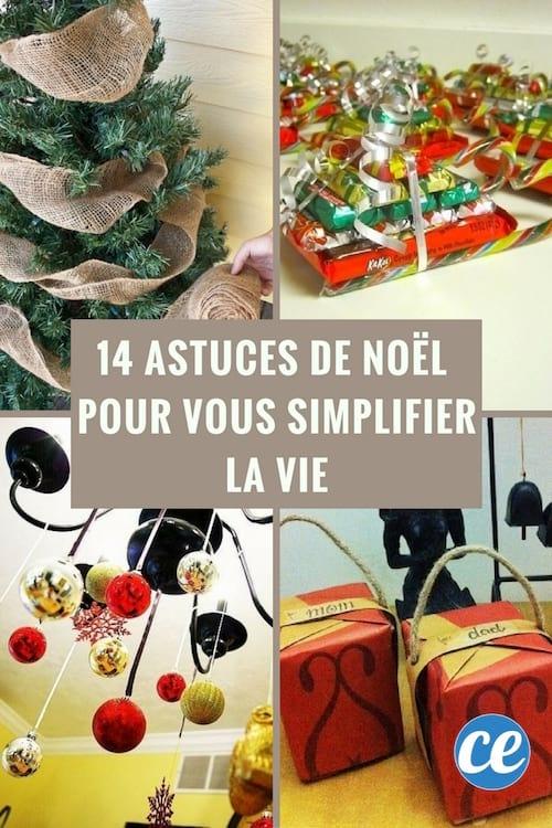 Image Brillante De Noel.14 Astuces De Noel De Derniere Minute Pour Vous Simplifier