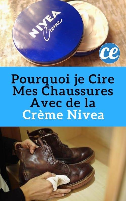 Mes La De Chaussures Nivea Crème Avec Pourquoi Cire Je qA3RLj54