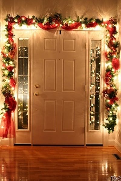35 Idées De Décoration De Noël Qui Apporteront De La Joie à Votre
