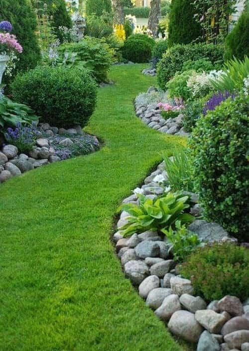 11 Superbes Bordures De Jardin Que Vous Aimeriez Bien Avoir
