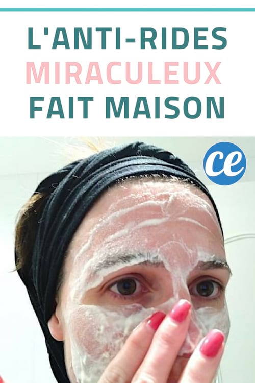 L 39 anti rides miraculeux que l 39 on peut facilement faire soi m me - Masque anti ride maison ...