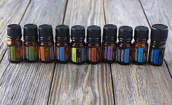 Recettes et remèdes pour la santé et le bien-être avec des huiles essentielles