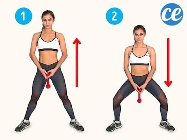 6 Exercices Faciles Pour Perdre Sa Cellulite En Seulement 2 Semaines