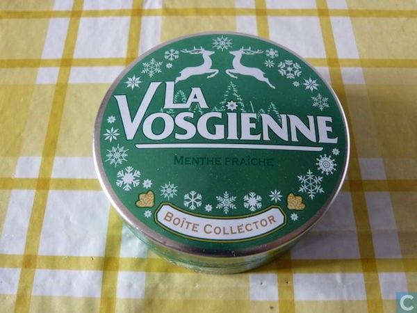 boite collector La vosgiene